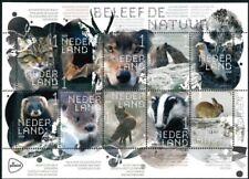 Nederland NVPH 3711-20 Vel Beleef de Natuur 2019 Postfris