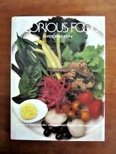 Glorious Food by Christopher Idone (1982, Hardcover)