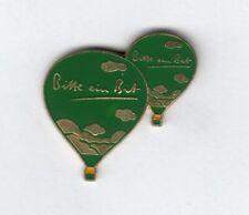 Bitburger Brewery Double Balloon Pin 3, Bitburg-Prüm Rhineland-Palatinate
