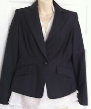TAILORED BY NEXT - Ladies Pinstripe Trouser Suit - Size 10 `& 12