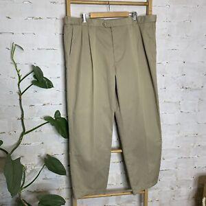 Weekenders Size 112 s 44 4XL Dress Pants Beige Men's New with defects
