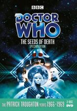 Doctor Who: The Seeds of Death [New Dvd] Special Ed, 2 Pack