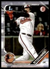 2019 Bowman Draft Base #BD-76 Kyle Stowers - Baltimore Orioles