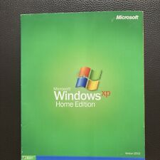 Microsoft Windows XP Home Edition - Upgrade (Version 2002) With Product Key
