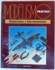 MATERIALES Y HERRAMIENTAS - MONOGRAFÍAS MODELISMO PRÁCTICO - VER INDICE