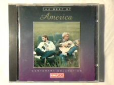 AMERICA The best of - Centenary collection cd
