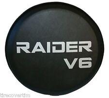 "SpareCover® ABC Series - Dodge Raider 29"" Heavy Black Vinyl Spare Tire Cover"