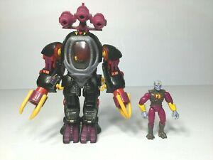 Exo Squad PHAETON Figure with Command E-Frame Playmates 1993 Exosquad Vintage