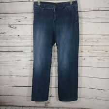 Miraclebody Womens Jeans Sz 16 36x29