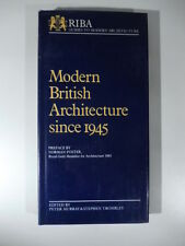 Norman Foster, Modern British Architecture since 1945, 1985