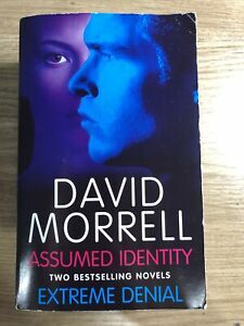 Assumed Identity/Extreme Denial (Two in One) by Morrell, David 0755322576 The