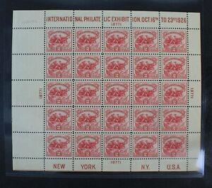 CKStamps: US Stamps Collection Scott#630 2c White Plains Mint NH OG, Selvage H