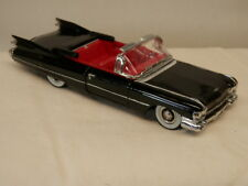 Matchbox Collectibles Dinky 1959 Cadillac Coupe De Ville Black Caddy 1:43 Scale