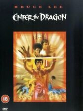 Enter The Dragon (Uncut Bruce Lee) Region 4 New DVD