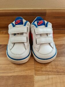 Baby Boys Nike Trainers Infant Size 3.5