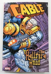 Cable The Hellfire Hunt Softcover Marvel Graphic Novel Comic Book