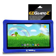 2X EZguardz Clear Screen Protector 2X For Linsay Kid's Funny Tab 10.1 F10XHD