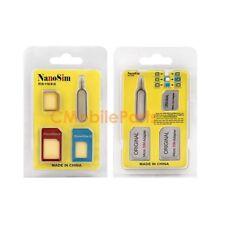 iPhone 6 Plus in 1 Nano Sim Card To Micro Sim Card Converter for  4S / 5S / 6
