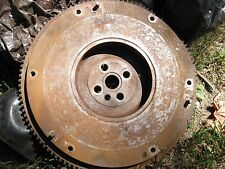 TRIUMPH TR6 FLYWHEEL AND RING GEAR 1970 TO 76