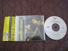 Pale Fountains Pacific Street + 10 Bonus Japan CD w OBI Shack Michael Head C86