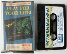 Play For Your Life! By Your Sinclair For Sinclair ZX Spectrum 48k/128k
