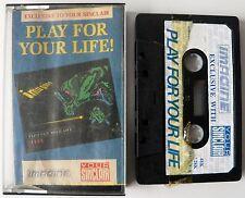 Jouer pour votre vie! par votre Sinclair pour Sinclair ZX Spectrum 48k/128k