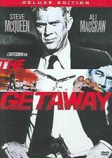 The Getaway DVD 1972 Steve McQueen Deluxe Edition