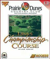 Links Championship Course - Prairie Dunes Country Club, Hutchinson, Kansas Link