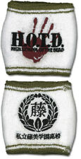 Sweatband - High School of the Dead - New Logo HSOTD Wristband Gifts ge8218