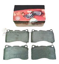 MITSUBISHI LANCER EVO 6 7 8 1999-2007 MINTEX FRONT BRAKE DISC PADS NEW SET OF 4