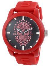 MARC ECKO men's wristwatch e06518g2 Watch Red polyurethane original design zk