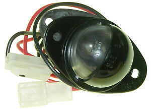 Mazda B2000 & B2200 New License Plate Lamp Socket Accembley With Out Rear Bumper
