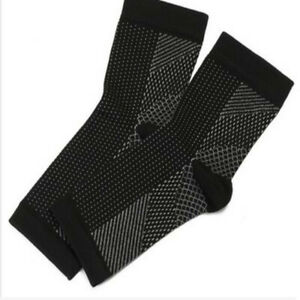 Open Toe Plantar Fasciitis Compression Socks for Pain Relief Arch Support Ankle