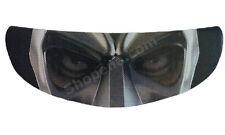 Batman Helmet Visor Sticker Dark Knight Motorcycle Shield Decal Tint Eyes NEW +