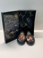 Sperry Star Wars Cloud Slip On Han / Chewie Black Casual Shoes NIB Loafer Jedi