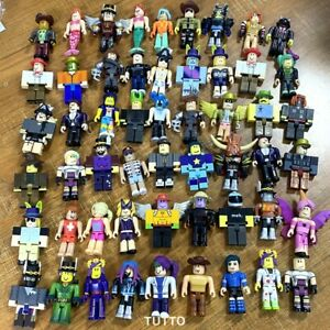 Random 20x Roblox Celebrity Collection Black Gold Series Exclusive Building Toys