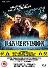 The Dangerous Brothers - Dangervision - DVD NEW & SEALED - Rik Mayall