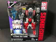 Transformers Titans Return Voyager Broadside | MISB | IN HAND | US SELLER!