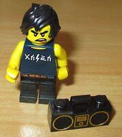 Lego 71019 Ninjago Movie Figur - Cole - Nr.8