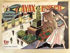 Ayax el Griego num.5 Editorial Creo 1960
