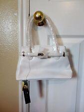 CHENSON BOLSAS White Handbag Purse {With TAGS and Packaging} NewD