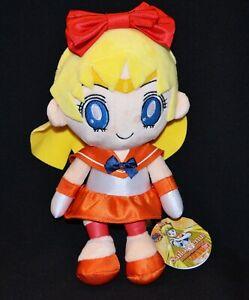 Sailor Moon Sailor Venus Plush Bandai 32cm