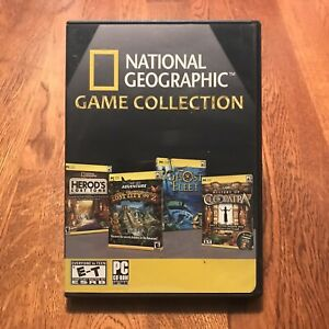 Cosmi National Geographic Game Collection PC Video Game