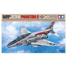 Tamiya 61121 McDonnell Douglas F-4B Phantom II Aircraft Model Kit Scale 1:48