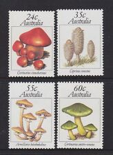 1981 ~Australia~Fungi~Unmounted Mint~Stamp Set~ UK Seller~