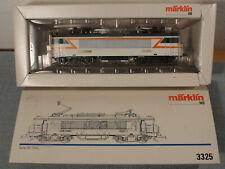 Märklin 3325-02 weiß E-Lok Serie BB BB 7200 SNCF absolut NEU in OVP Rarität