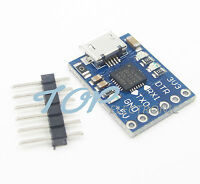 1/2/5PCS CP2102 6Pin Serial Converter STC NEW MICRO USB to UART TTL Module