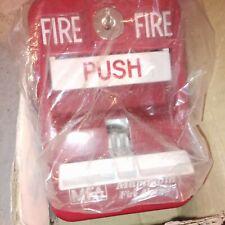 Mammoth Fire Alarm 32sk1 Pk All Metal Fire Alarm Pull Box Station Nib