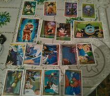 Cromos Dragon Ball Super de Panini