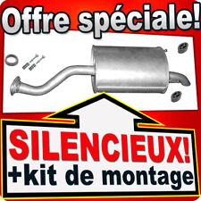 Silencieux Arriere HONDA JAZZ II 1.2 1.3/1.4 8V 2001-2008 échappement CDL